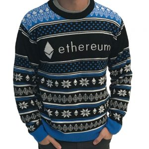 ethereum ugly christmas crypto sweater