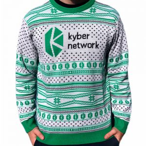 kyber-network-ugly-christmas-sweater-front